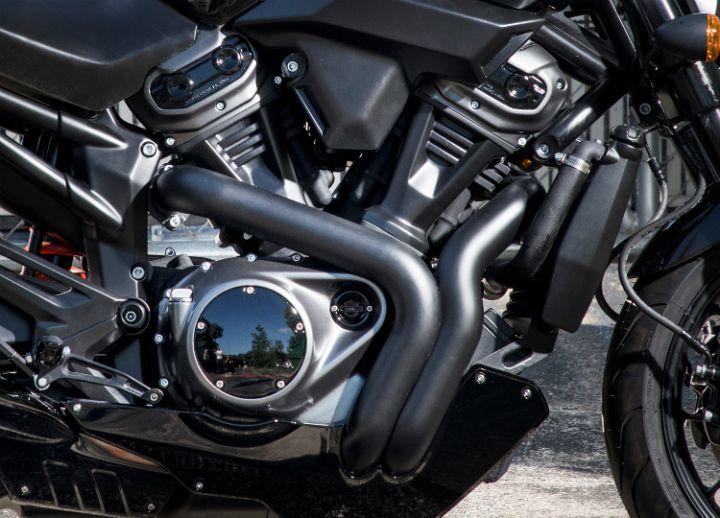 Harley-Davidson Streetfighter 975 image gallery