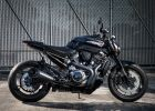 Harley Davidson Streetfighter 975 In Pictures