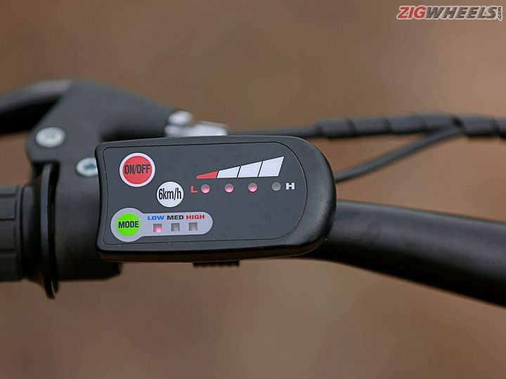 Hero EZephyr Electric Cycle: Review - ZigWheels