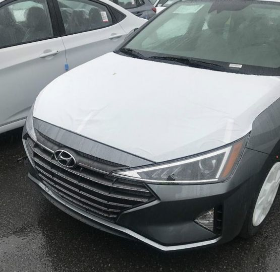 2018 Hyundai Elantra Facelift