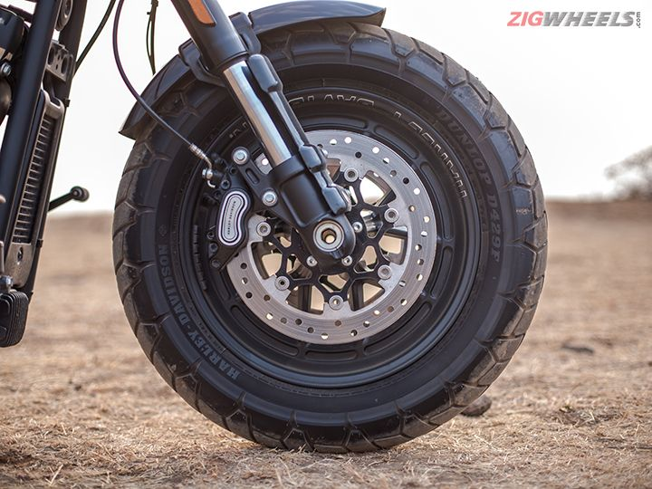 2018 Harley-Davidson Fat Bob: Road Test Review - ZigWheels