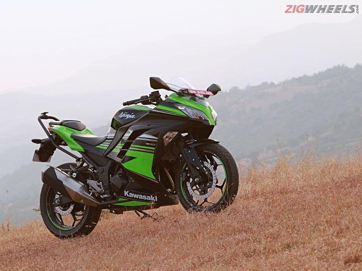 Kawasaki Ninja 300 Localization