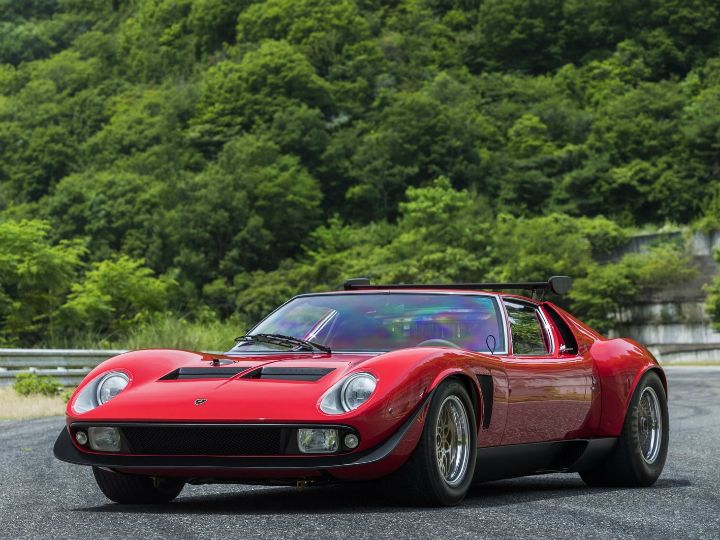 Lamborghini Polo Storico Restores Yet Another Super Rare Classic