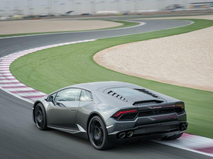 Future Lamborghini To Be Hybrids