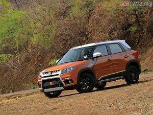 Maruti Vitara Brezza Sales Cross 3 Lakh Outsells Nexon