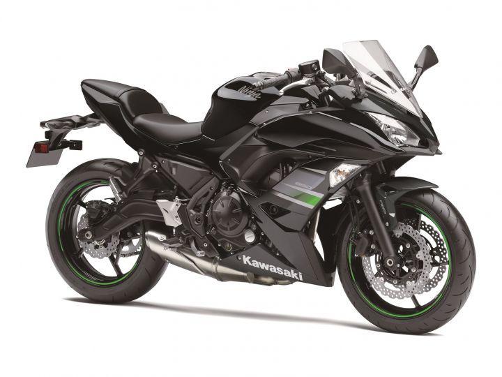 Kawasaki Launches 2019 Ninja 650 In Black