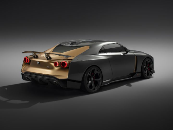 Nissan GT-R350 by Italdesign Swoon
