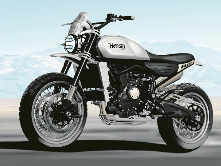 Norton Atlas Scrambler