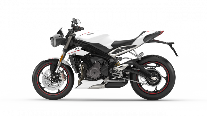 New Colours For Triumph Street Triple RS