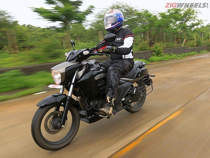 Suzuki Intruder 800 Review