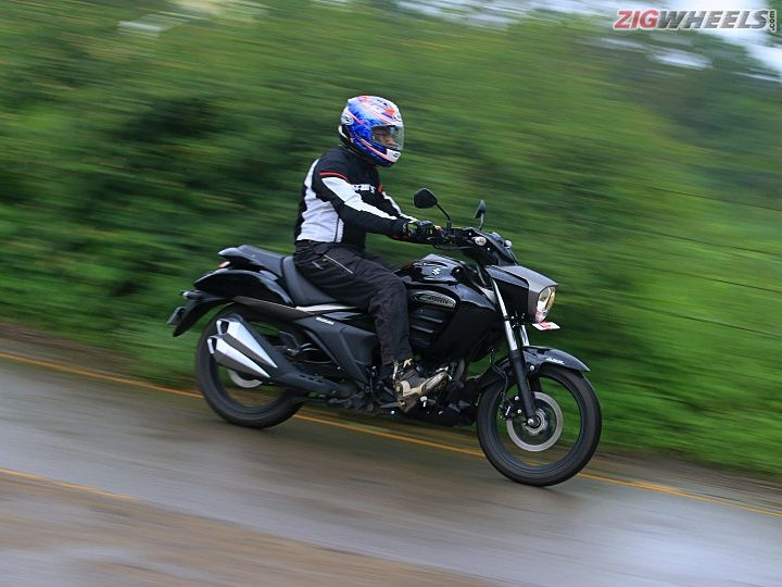 Suzuki Intruder FI ABS: Performance Test Review - ZigWheels