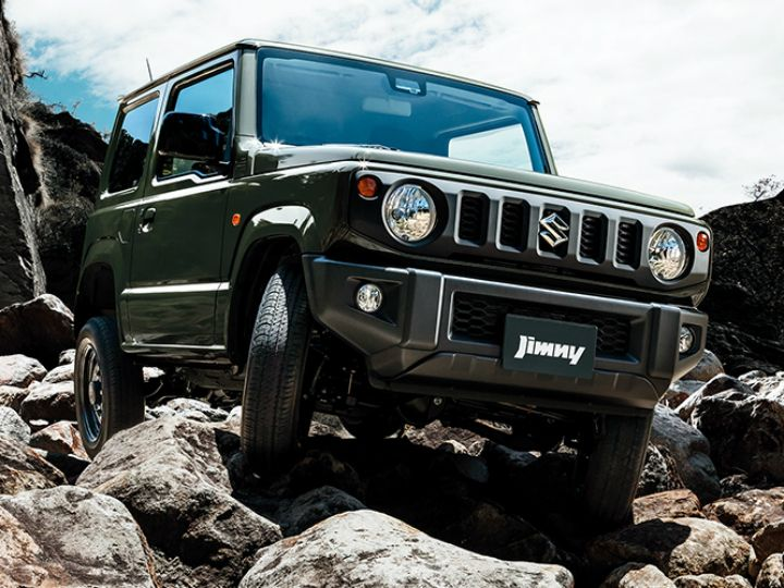 Suzuki Jimny Launched In Japan And The Want Is High Zigwheels