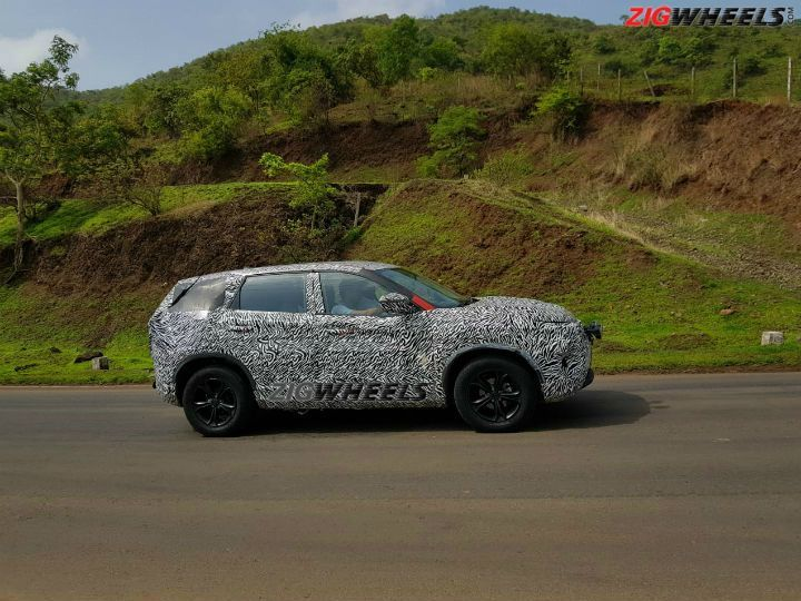 Tata Harrier Suv 7 Features We Want Zigwheels