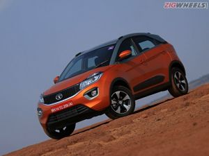 Tata Nexon AMT Now Starts At Rs 7.5 Lakh; XM Variant Launched