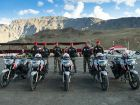 Indian Army Pays Homage To Kargil War Heroes With Ride To Dras