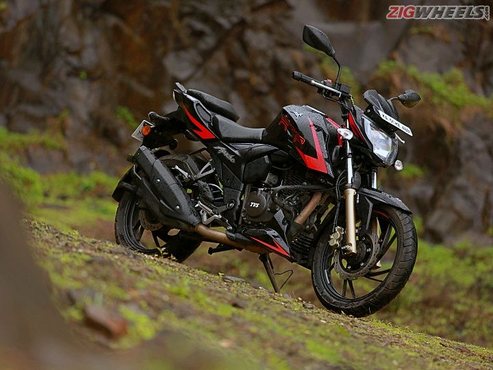 TVS Apache RTR 200 Race Edition 2.0