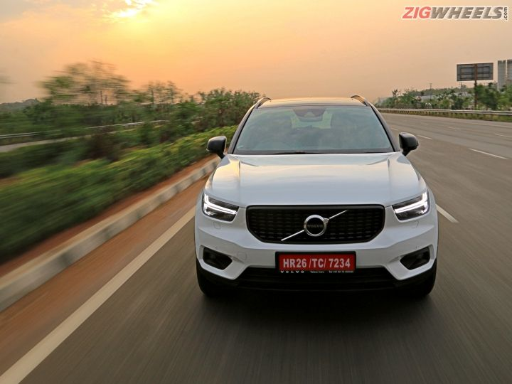 Volvo XC40 Launched