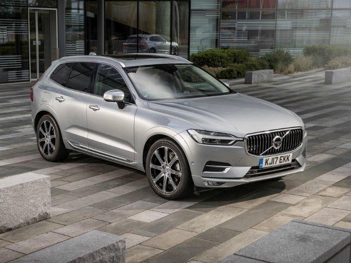 Volvo Plans India