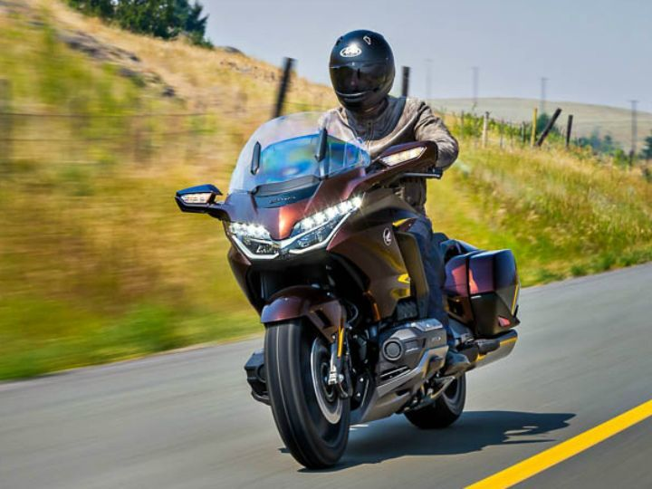 2018 Honda Goldwing Bookings commence