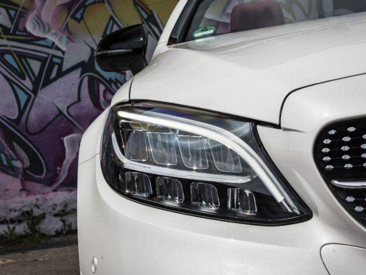 Mercedes c class facelift 2018