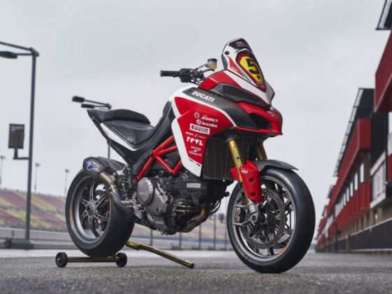 Pikes Peak 2018: Ducati's Race-Prepped Multistrada Sets Its Sights On The KTM Superduke 1290 R