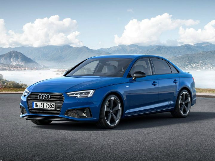 This Is The Audi A4 Facelift Zigwheels