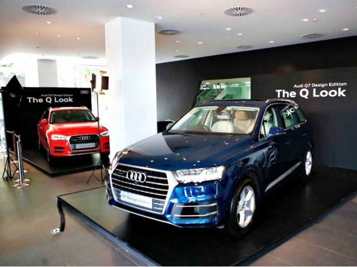 Audi Q3 Design Edition Coming Soon