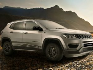 Jeep Sells 25k Compass SUVs, Launches Bedrock Edition