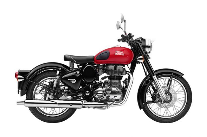 Royal Enfield Classic 350 Redditch Edition Now Gets A Rear Disc Brake