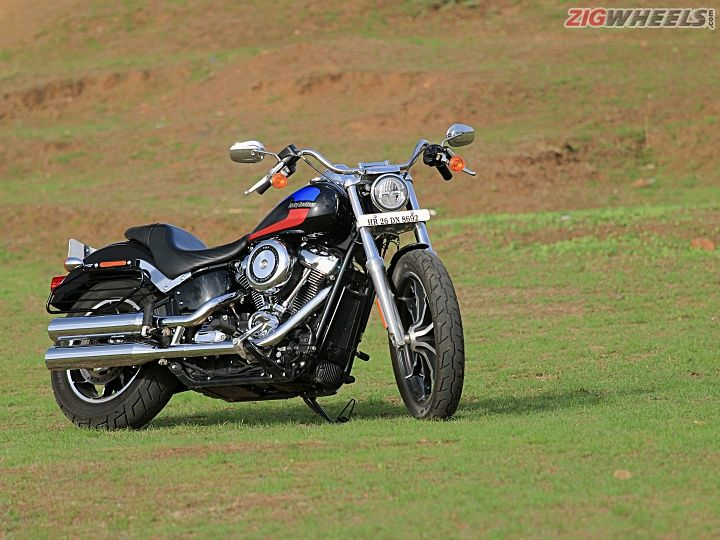 Harley-Davidson Low Rider: Road Test Review - ZigWheels