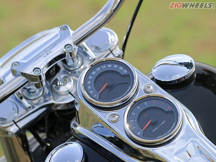 Harley-Davidson Low Rider: Road Test Review - ZigWheels