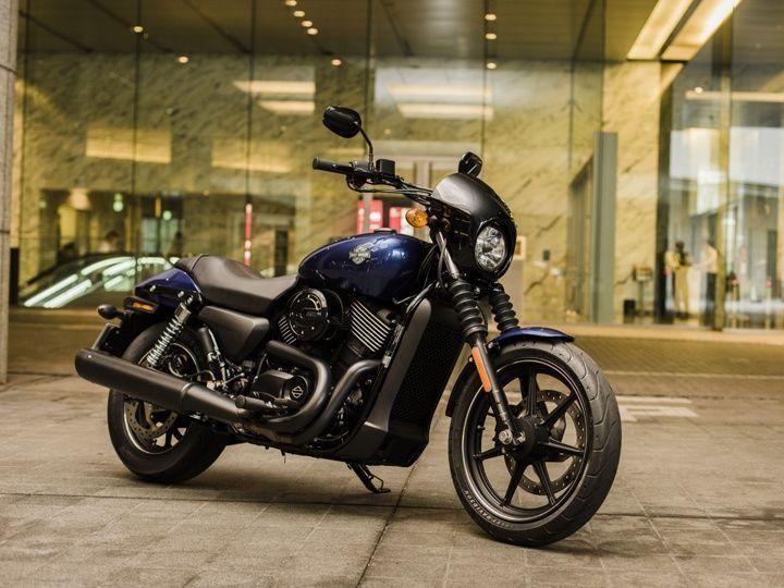 Harley-Davidson Offering Zero Per Cent Interest EMIs On Street 750 And Street Rod