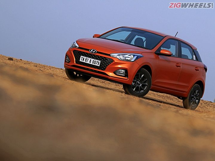 2018 Hyundai Elite I20 Petrol Automatic Road Test Review Zigwheels