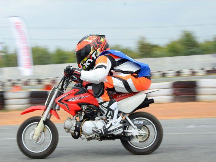 IDEMITSU Honda talent hunt