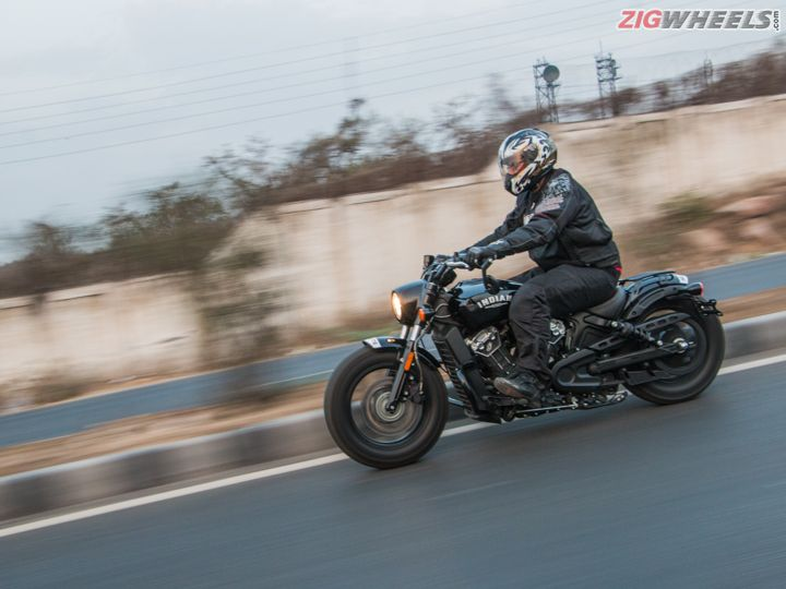 Indian Scout Bobber: First Ride Review - ZigWheels