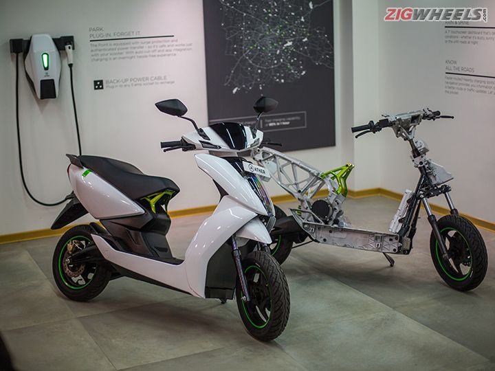 Ather Energy To Expand Operations To 30 Cities By 2023 - ZigWheels