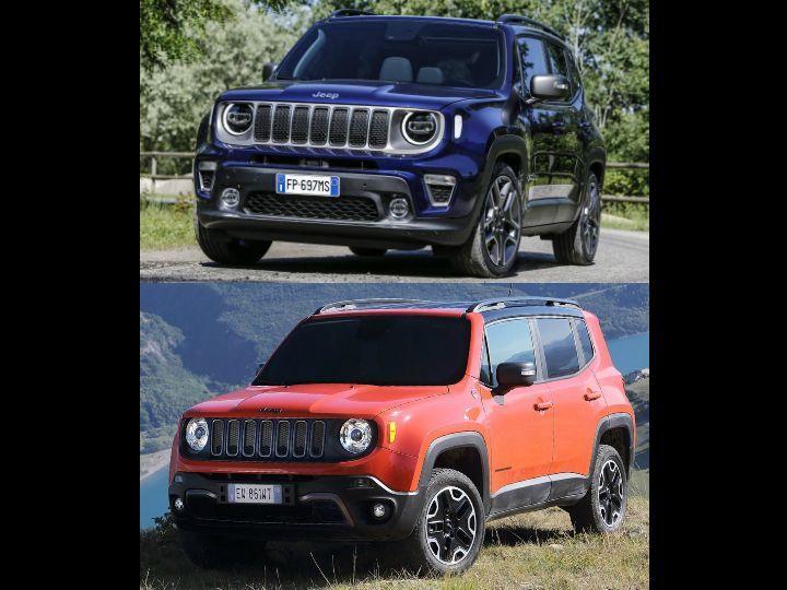 Jeep Renegade Facelift Revealed Dons A Fancy Suit Now Zigwheels