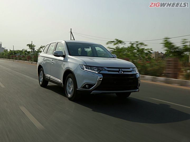 Mitsubishi Outlander Launched