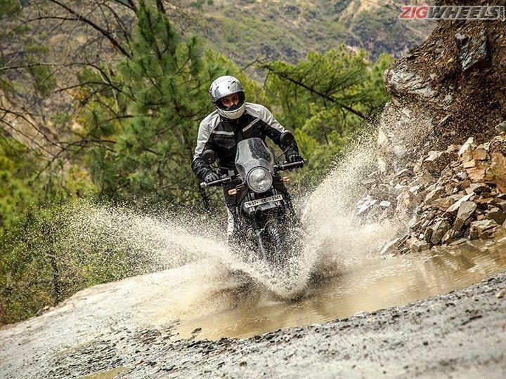 Monsoon tips water wading