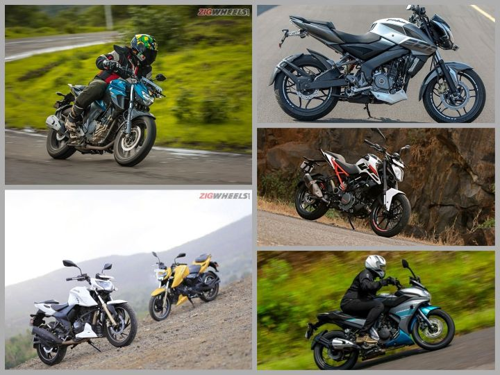 Most fuel efficient 200-250cc bikes