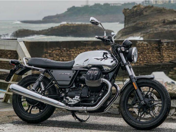 Moto Guzzi V7III limited