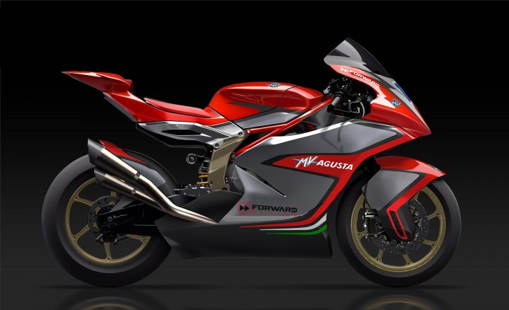 mv agusta to return to grand prix racing after 40 year hiatus zigwheels. Black Bedroom Furniture Sets. Home Design Ideas