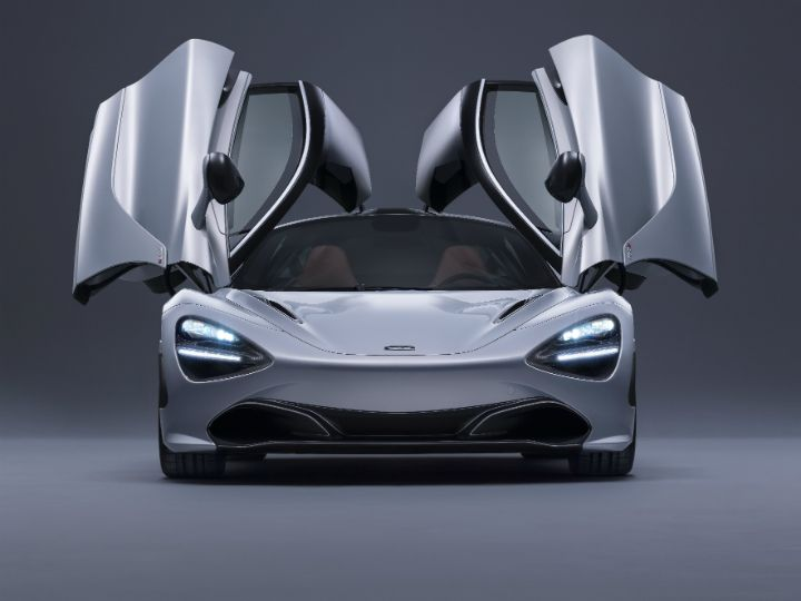 Surprisingly Thin Pillars Thanks To Carbon Fibre Construction And A Clic Longtail Design Make The 720s One Of Most Beautiful Supercars Out