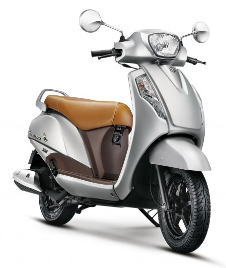Suzuki Access 125 Launched With Combined Braking System