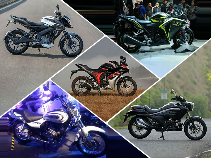 Top 5 tourers under 250cc segment