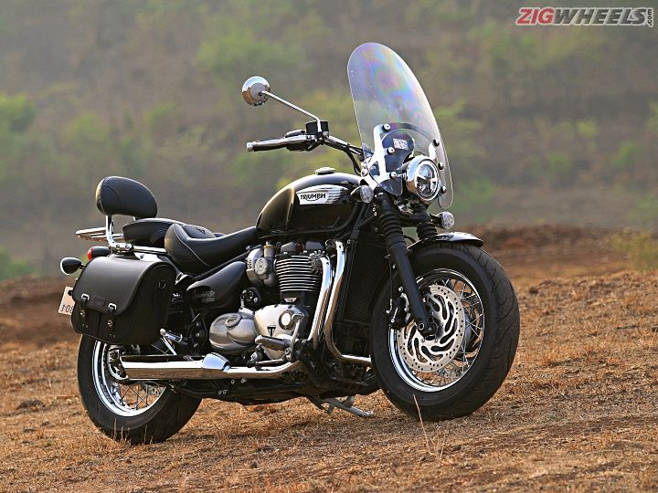 Triumph Bonneville Speedmaster Road Test Review Zigwheels