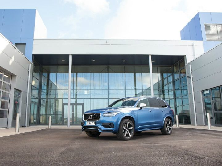Volvo XC90 T8 Inscription Launched