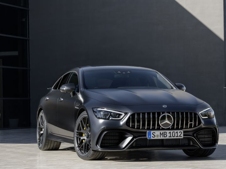 Mercedes Amg Gt 4 Door Coupe Revealed With 639 Horsepower Geneva