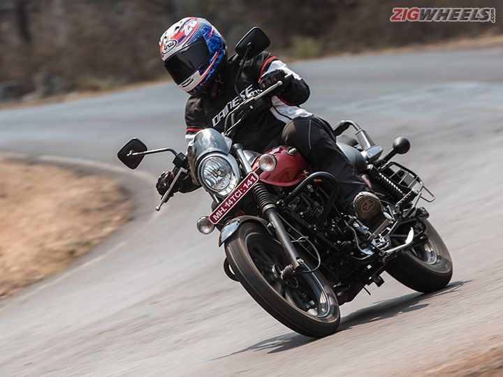 2018 Bajaj Avenger Street 180 first ride review