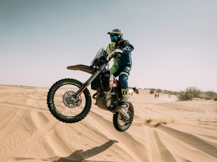 2018 Maruti Suzuki Desert Storm Is B